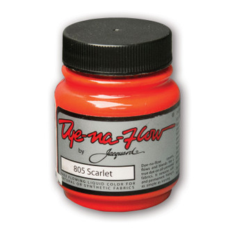 Jacquard Dye-Na-Flow 2.25 fl oz Scarlet