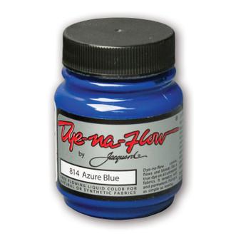 Jacquard Dye-Na-Flow 2.25 fl oz Azure Blue