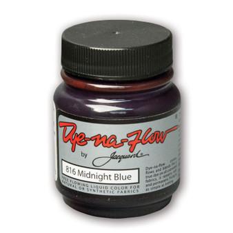 Jacquard Dye-Na-Flow 2.25 fl oz Midnight Blue