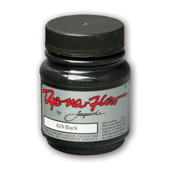 Jacquard Dye-Na-Flow 2.25 fl oz Black
