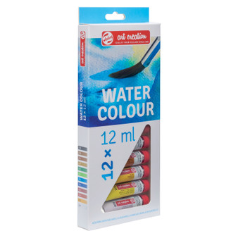 Talens Art Creations Watercolor Set of 12 Colors