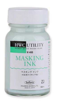 Holbein Masking Fluid 55ml Jar