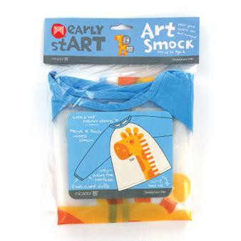 Micador early stART Art Smock Blue