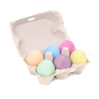 Micador early stART Egg Chalk 6-Color Set