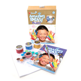 Micador jR. Amazing Ideas Activity Paint Pack