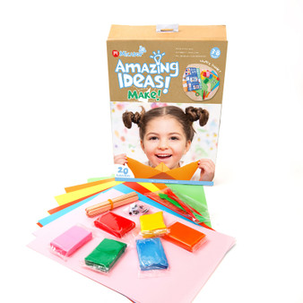 Micador jR. Amazing Ideas Activity Make Pack