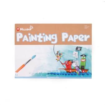 Micador jR. Painting Paper Pad