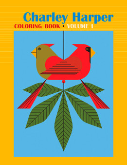 Charley Harper Volume 1 Coloring Book