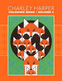 Charley Harper Volume 2 Coloring Book