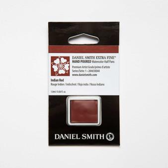Daniel Smith Watercolor 1/2 Pan Indian Red