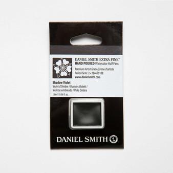 Daniel Smith Watercolor 1/2 Pan Shadow Violet