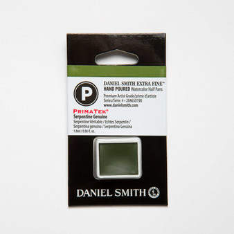 Daniel Smith Watercolor 1/2 Pan Serpentine Genuine