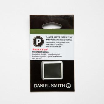 Daniel Smith Watercolor 1/2 Pan Green Apatite Genuine