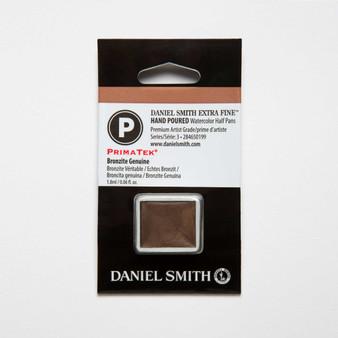 Daniel Smith Watercolor 1/2 Pan Bronzite Genuine