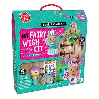 Klutz Jr. My Fairy Wish Kit
