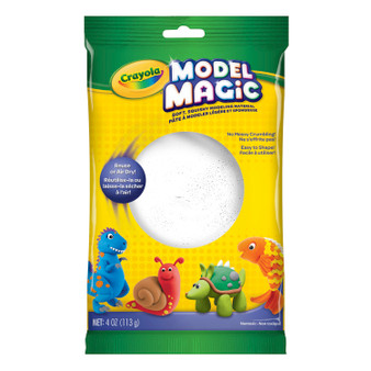 Crayola Model Magic 4oz White