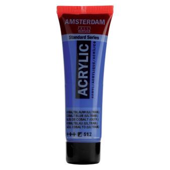 Amsterdam Acrylic 20ml Tube Cobalt Blue