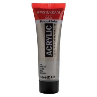 Amsterdam Acrylic 20ml Tube Pewter
