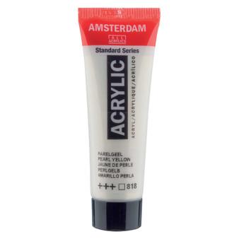 Amsterdam Acrylic 20ml Tube Pearl Yellow