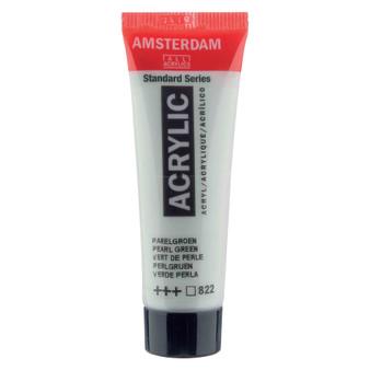 Amsterdam Acrylic 20ml Tube Pearl Green
