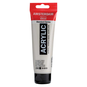 Amsterdam Acrylic 120ml Tube Titanium Buff Deep