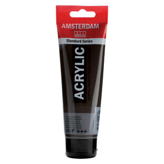 Amsterdam Acrylic 120ml Tube VanDyke Brown