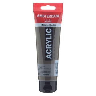 Amsterdam Acrylic 120ml Tube Raw Umber