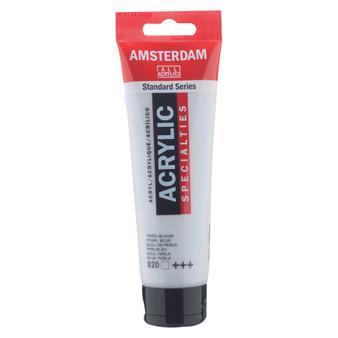 Amsterdam Acrylic 120ml Tube Pearl Blue