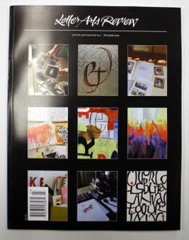 Letter Arts Review Magazine