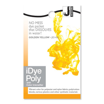 Jacquard I-Dye Poly 14g 455 Goldent Yellow
