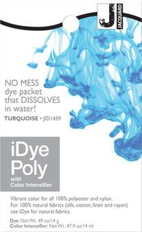 Jacquard I-Dye Poly 14g 459 Turquoise