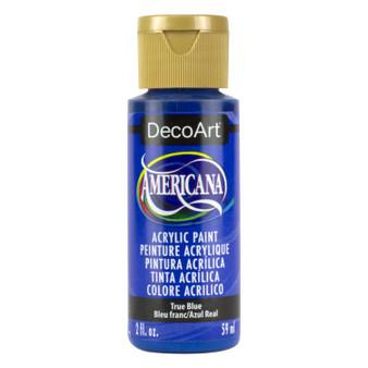 DecoArt Americana Acrylic 2oz True Blue
