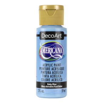 DecoArt Americana Acrylic 2oz Baby Blue