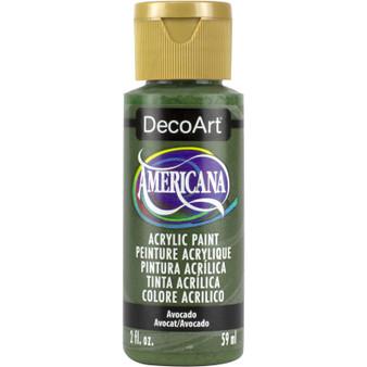 DecoArt Americana Acrylic 2oz Avocado