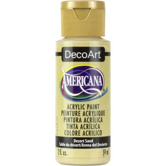 DecoArt Americana Acrylic 2oz Desert Sand