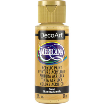 DecoArt Americana Acrylic 2oz Camel