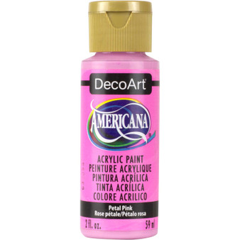 DecoArt Americana Acrylic 2oz Petal Pink