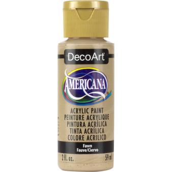 DecoArt Americana Acrylic 2oz Fawn