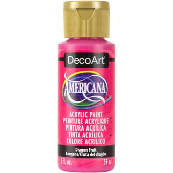 DecoArt Americana Acrylic 2oz Dragon Fruit