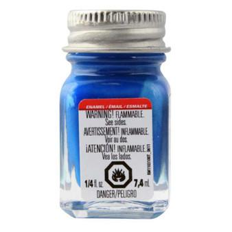 Testors Enamel Paint .25oz Blue