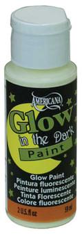 DecoArt Americana Acrylic 2oz Glow in the Dark
