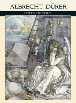 Albrecht Durer Coloring Book