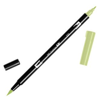 Tombow Dual Brush Pen Lemon Lime