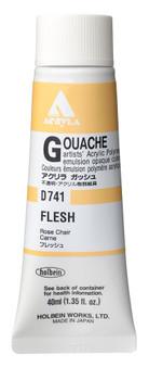 Holbein Acryla Gouache 40ml Light Apricot