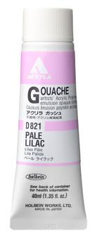 Holbein Acryla Gouache 40ml Pale Lilac