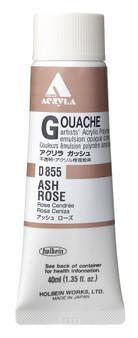 Holbein Acryla Gouache 40ml Ash Rose