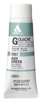 Holbein Acryla Gouache 40ml Ash Green