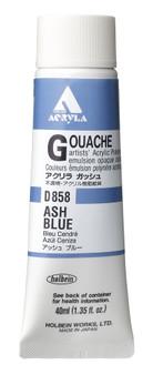 Holbein Acryla Gouache 40ml Ash Blue