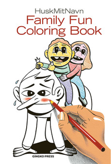 Family Fun Coloring Book