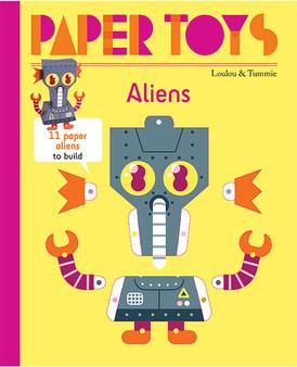 Paper Toys: Aliens
